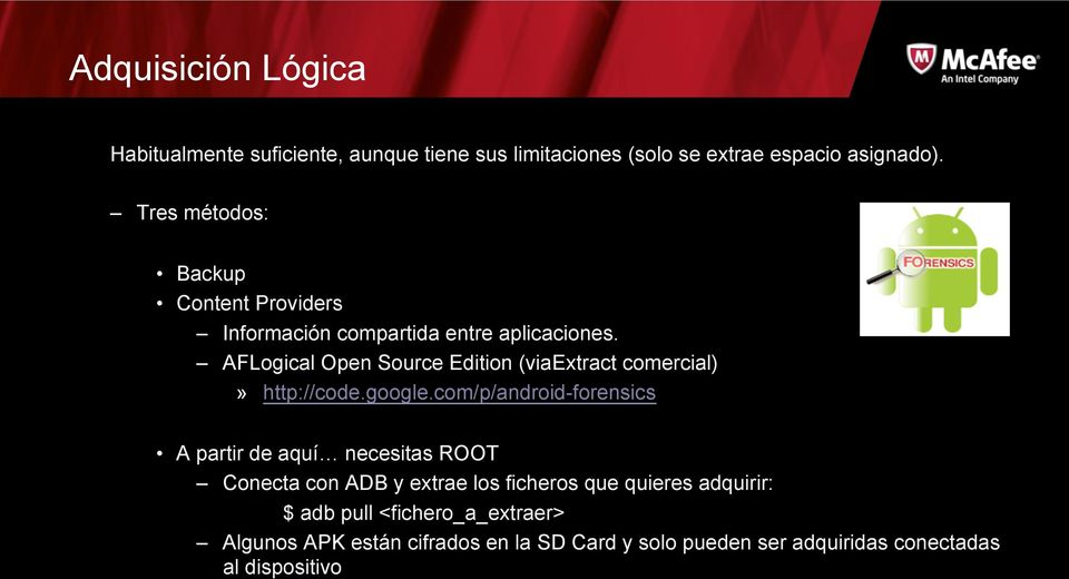 AFLogical Open Source Edition (viaextract comercial)» http://code.google.