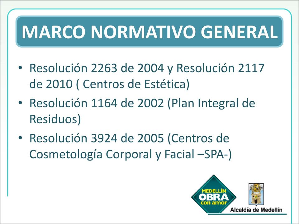 Resolución 1164 de 2002 (Plan Integral de Residuos)