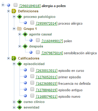 Estándares SNOMED CT Systematized