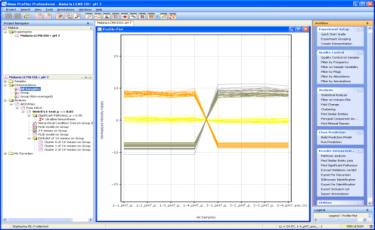 Mass Profiler Professional MPP Workflow Experiment Creation Agilent LC/MS Agilent GC/MS Agilent QQQ Generic (cvs, tsv, xls) mzxml from non-agilent Data