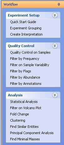Advanced Mass Profiler Analysis Professional MPP Advanced