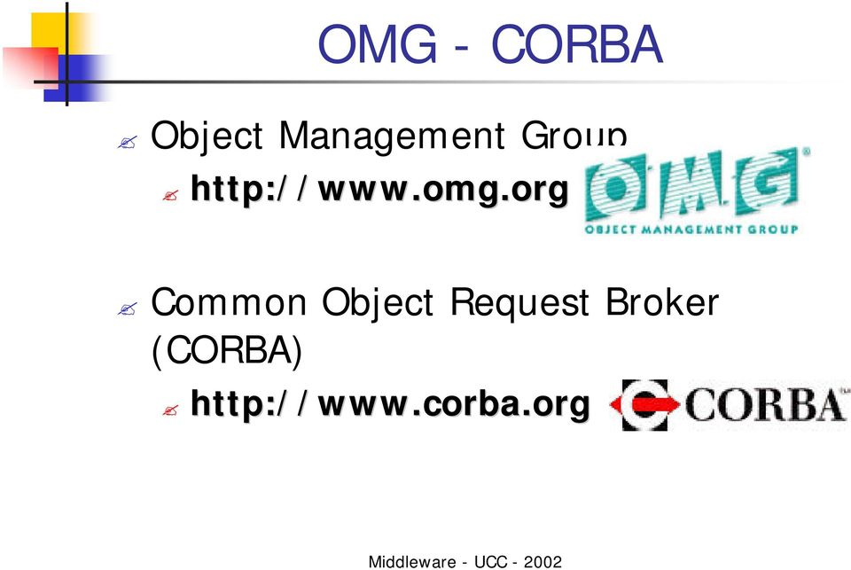 omg.org Common Object