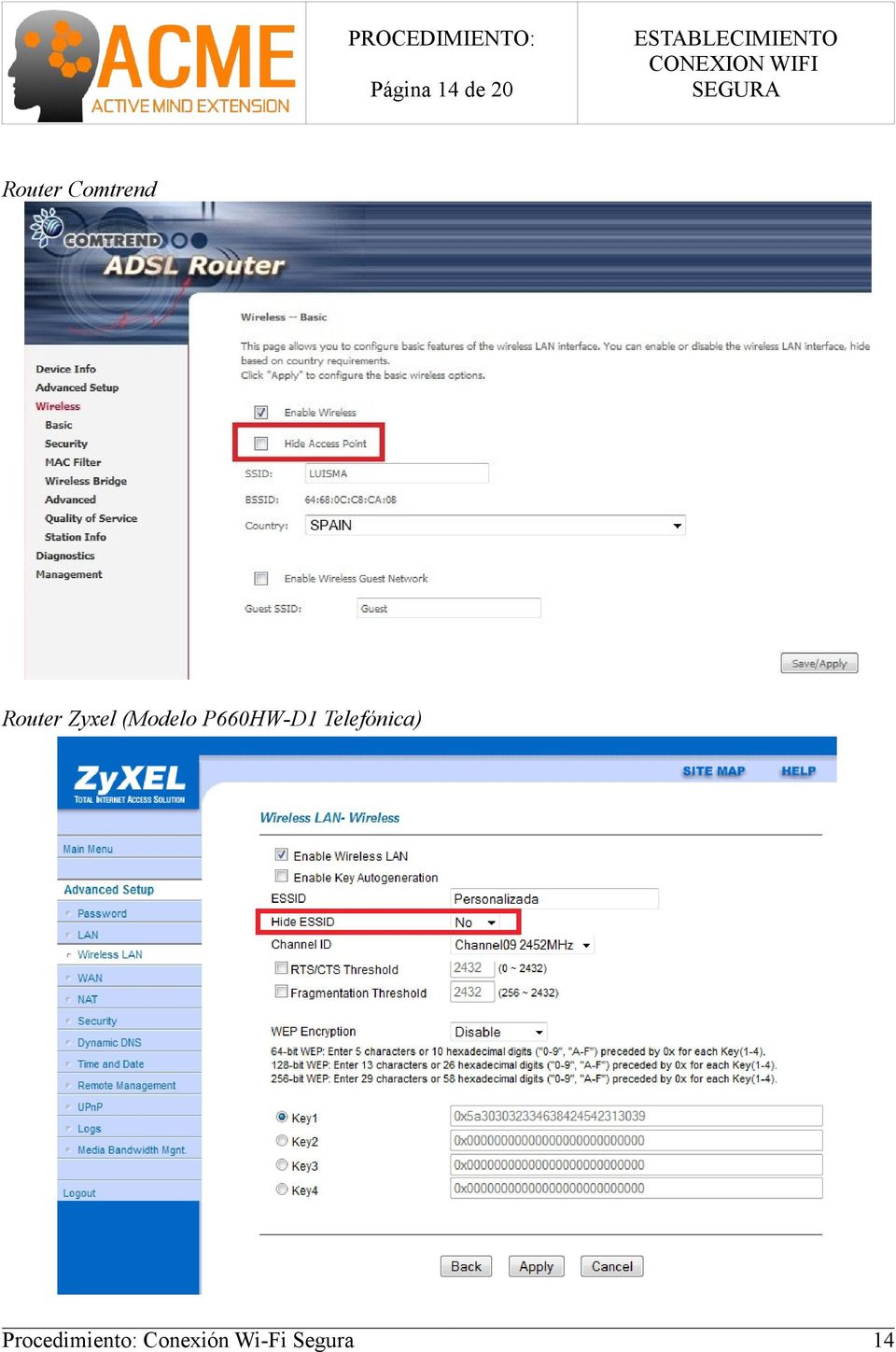 Router Zyxel