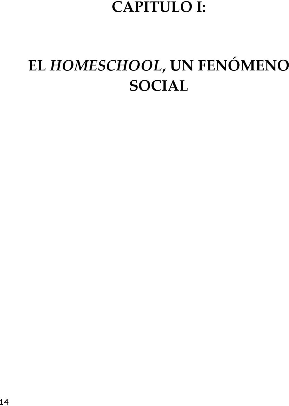 HOMESCHOOL,