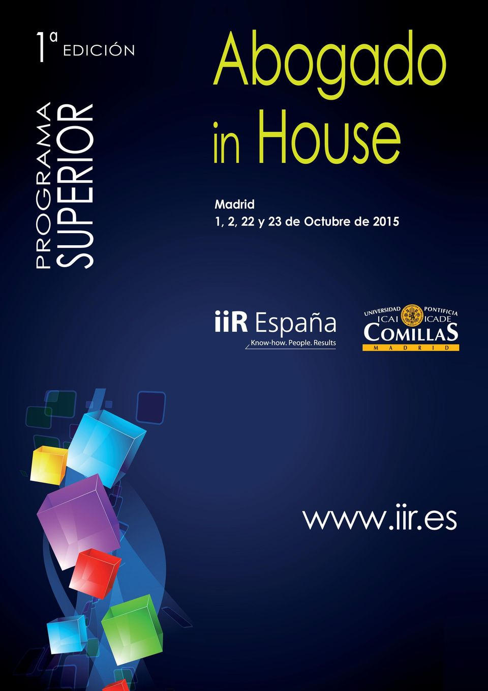 House Madrid 1, 2, 22 y