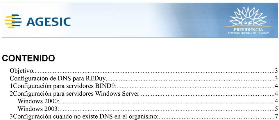 ..4 2Configuración para servidores Windows Server.