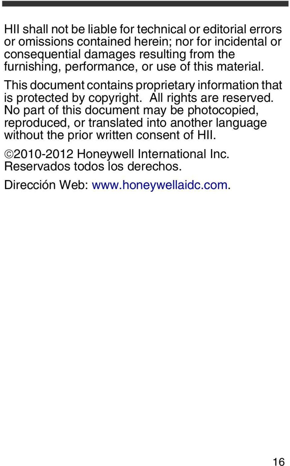 This document contains proprietary information that is protected by copyright. All rights are reserved.