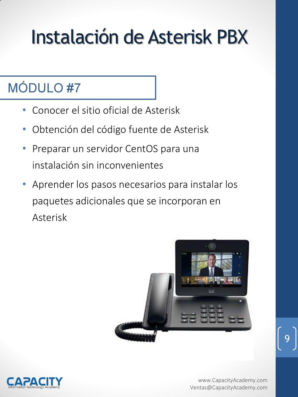 voip telephony with asterisk pdf