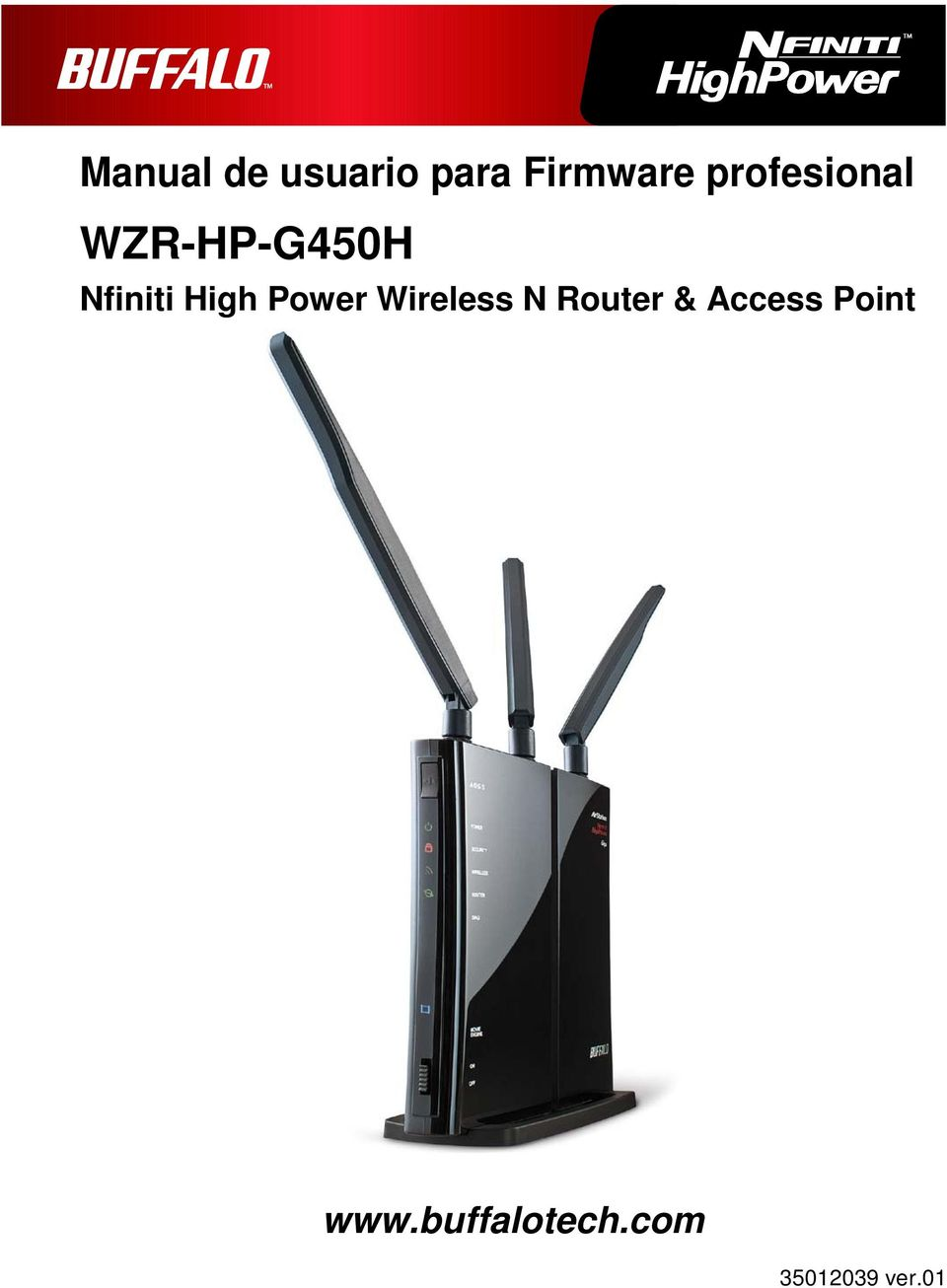 High Power Wireless N Router &