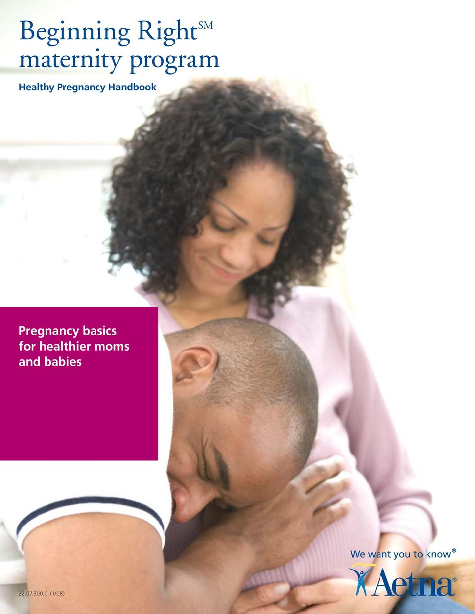 Handbook Pregnancy basics for