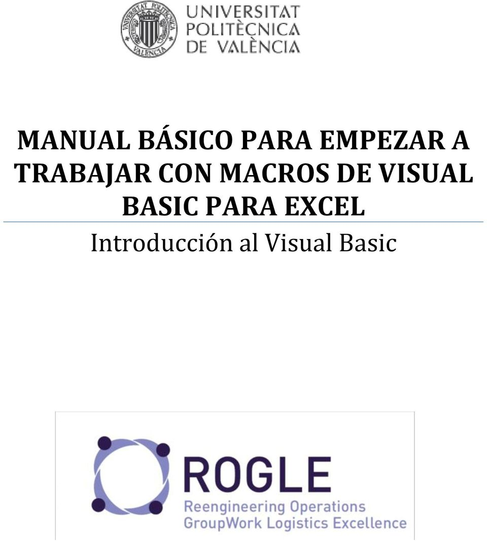 MACROS DE VISUAL BASIC