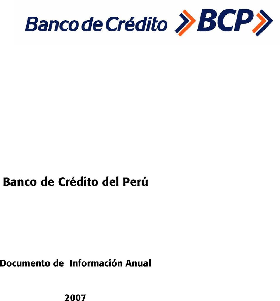 Perú Documento