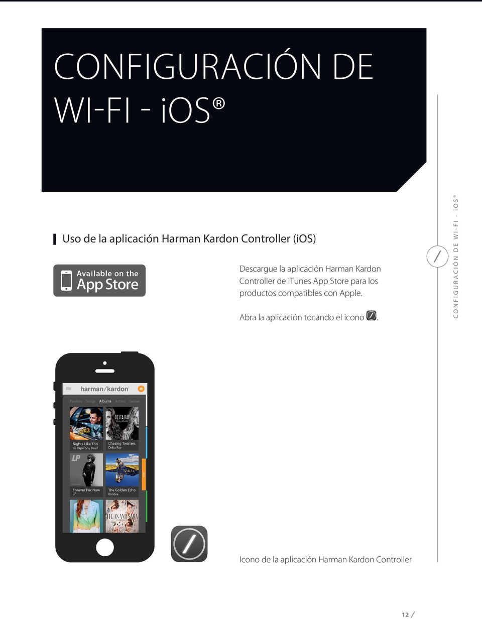 para los productos compatibles con Apple.