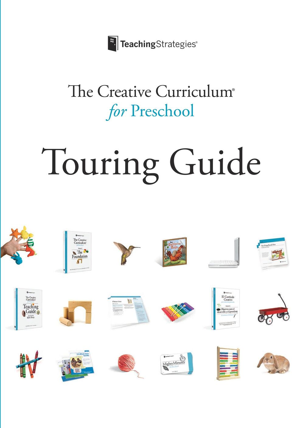 The Creative Curriculum for Preschool. Touring Guide - PDF