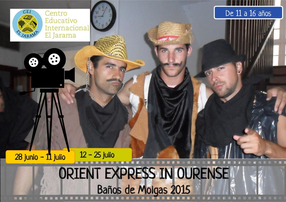 julio ORIENT EXPRESS IN