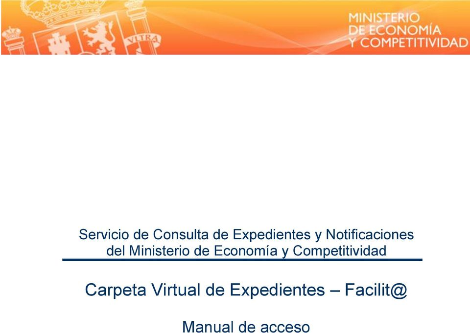 Notificaciones del Carpeta Virtual de