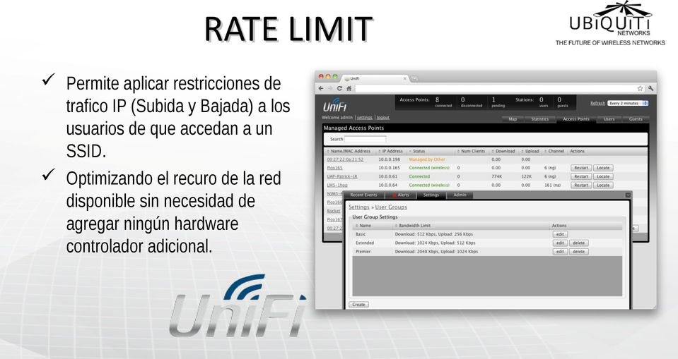 SSID. Optimizando el recuro de la red disponible sin