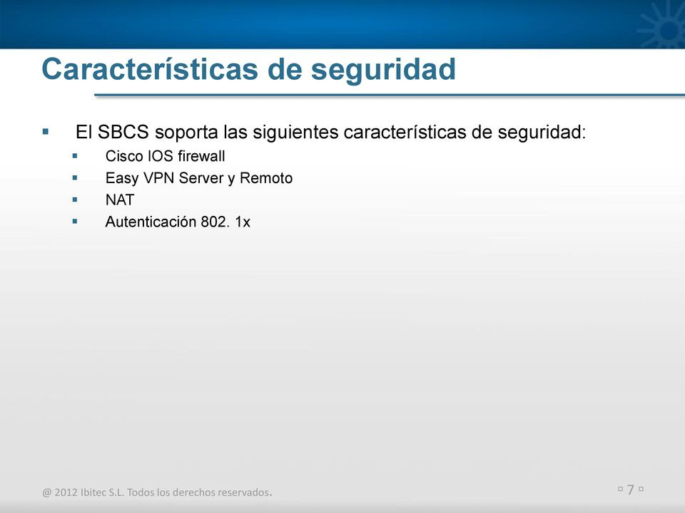 de seguridad: Cisco IOS firewall Easy