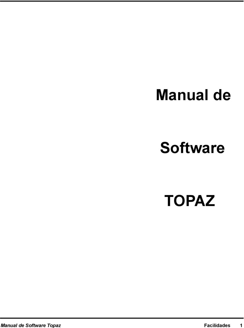 Software Topaz