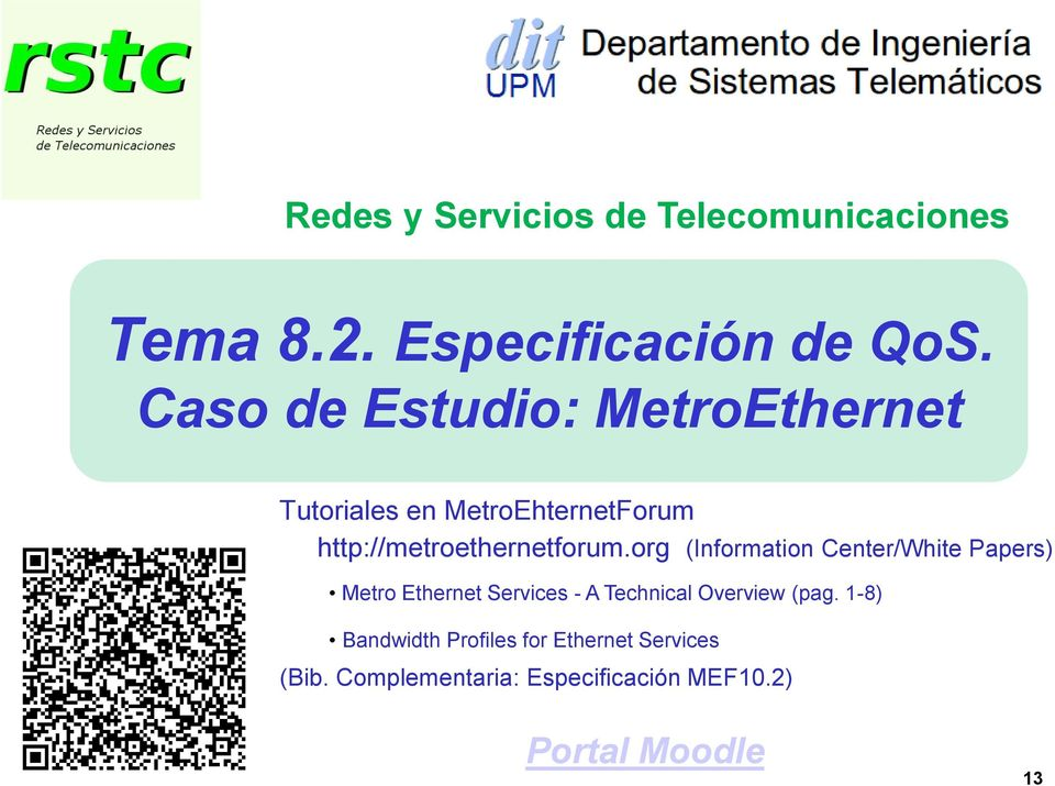 org (Information Center/White Papers) Metro Ethernet Services - A Technical Overview (pag.