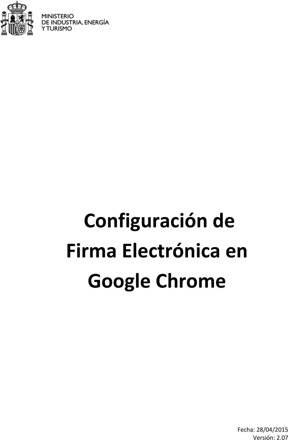 Google Chrome Fecha: