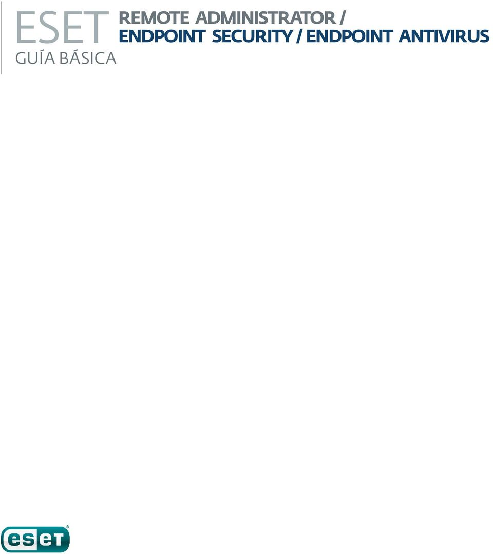 ENDPOINT SECURITY /