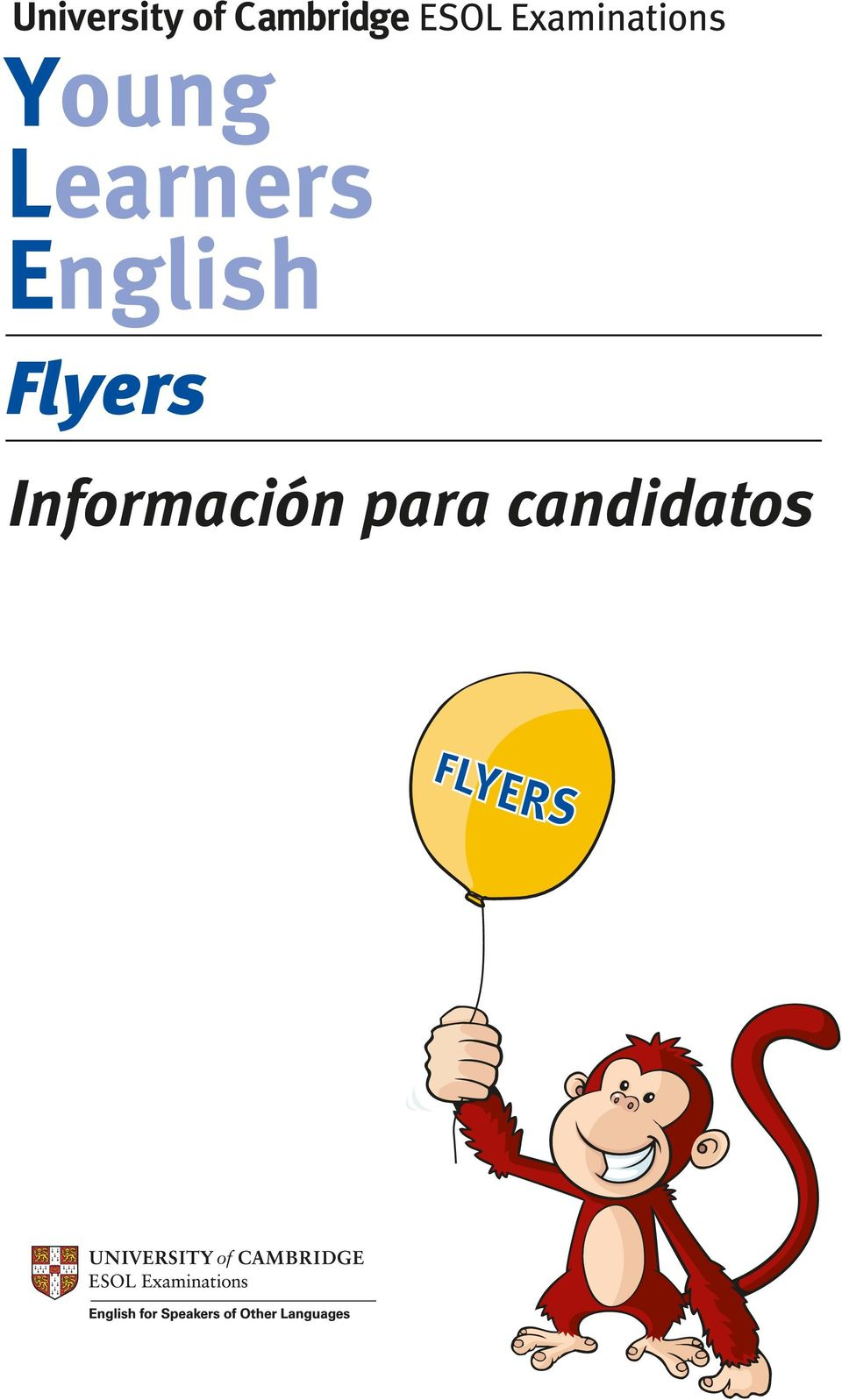 Learners English Flyers
