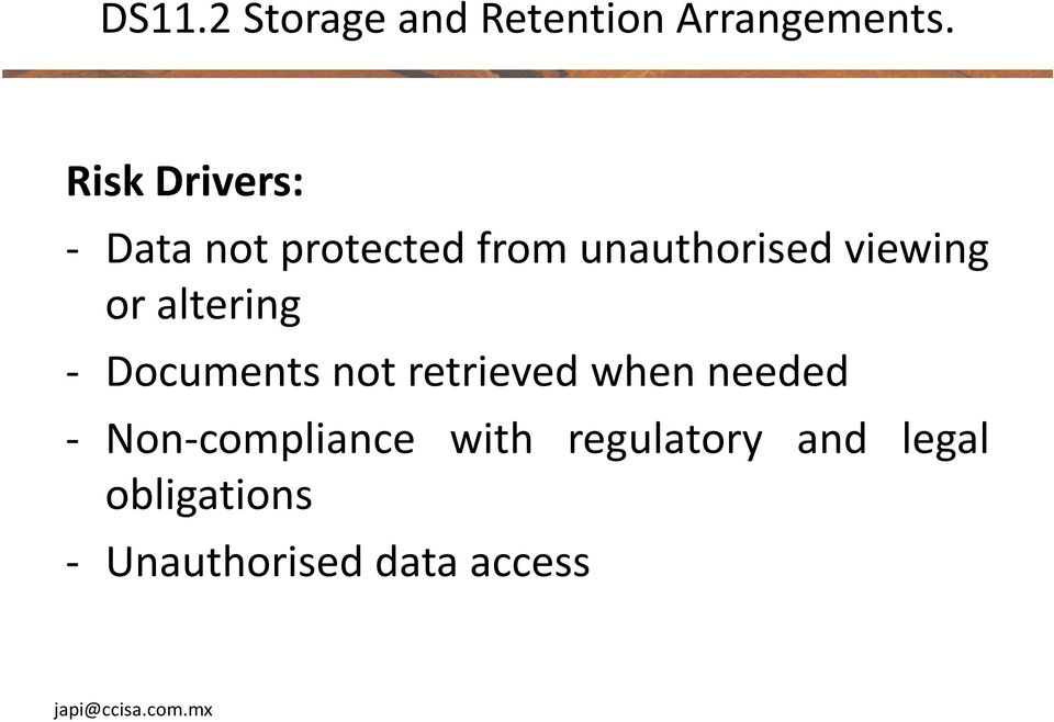 viewing or altering - Documents not retrieved when needed