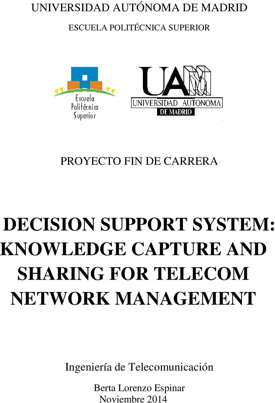 CAPTURE AND SHARING FOR TELECOM NETWORK MANAGEMENT