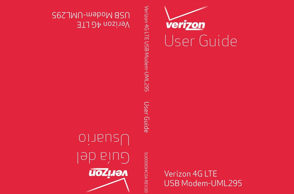 5U000694C0A REV.00 User Guide