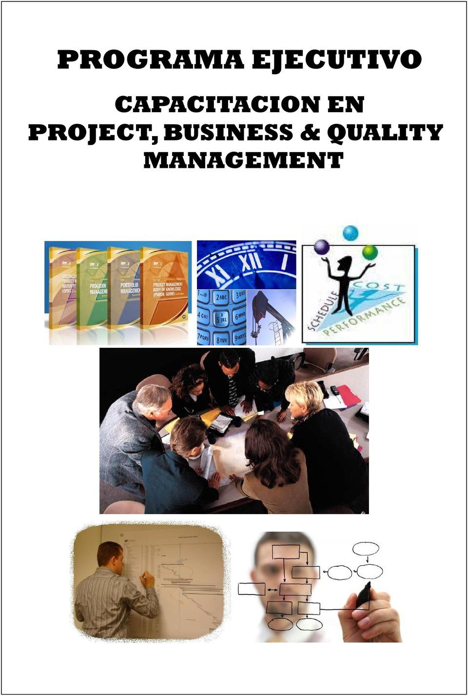PROJECT, BUSINESS
