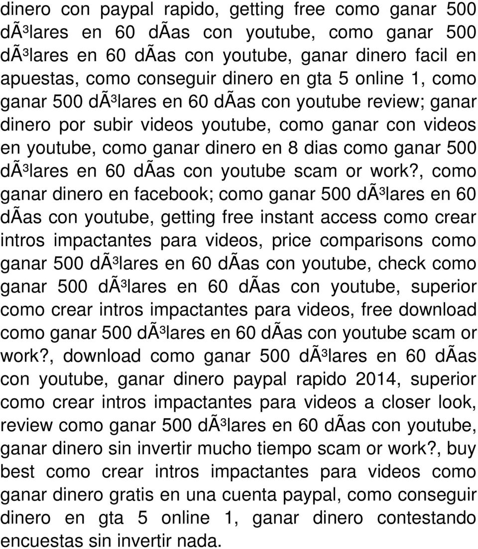 dãas con youtube scam or work?