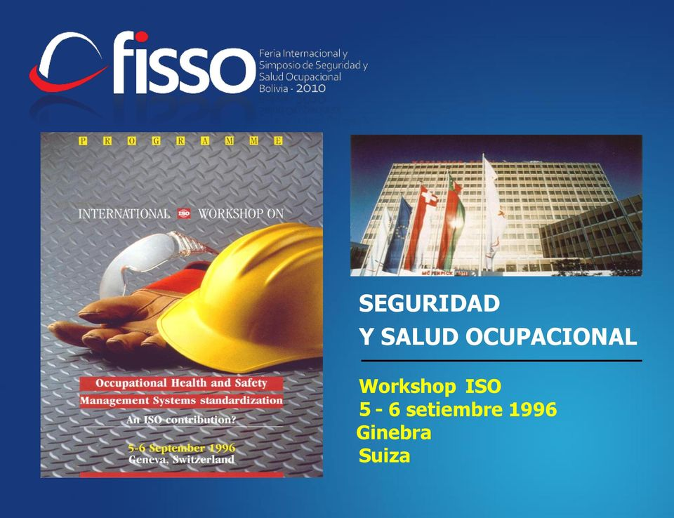 Workshop ISO 5-6