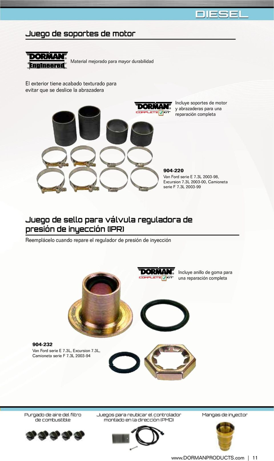 Previously Parts Now Available As Spare Audi Blog Jeep Wrangler Fuel Filter Replacement 12 Diesel Engineered Injector Sleeve Improved Material For Durability Includes Rubber Rings Complete Repair Chevrolet Silverado 66l Gmc Sierra