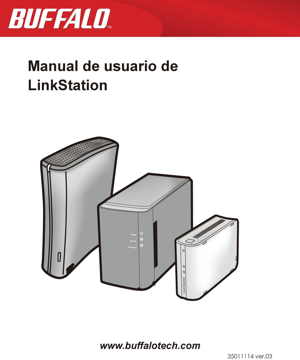LinkStation www.