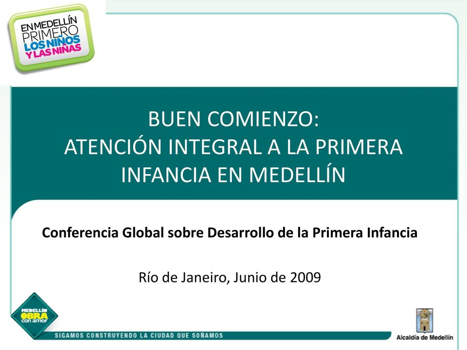 Conferencia Global sobre Desarrollo de