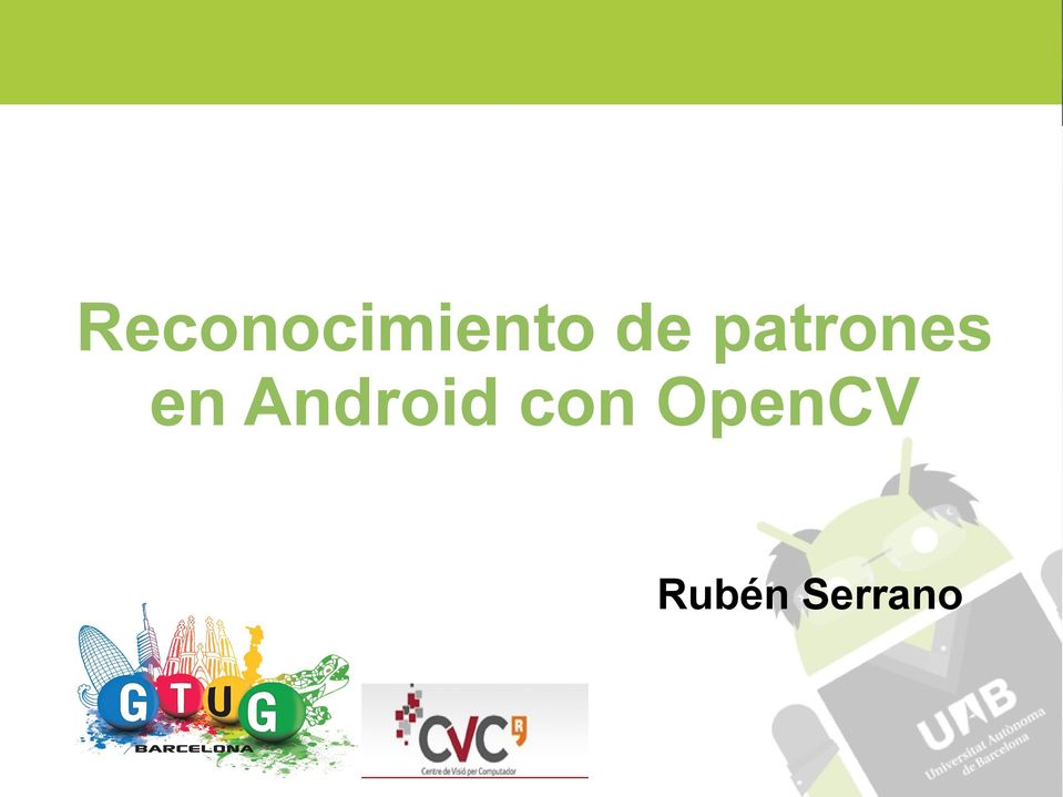 Android con