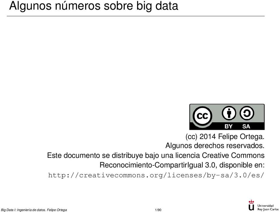 Este documento se distribuye bajo una licencia Creative Commons