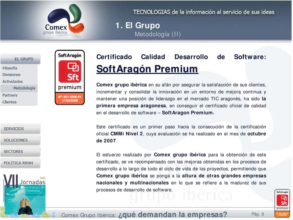 desarrollo de software SoftAragon Premium.