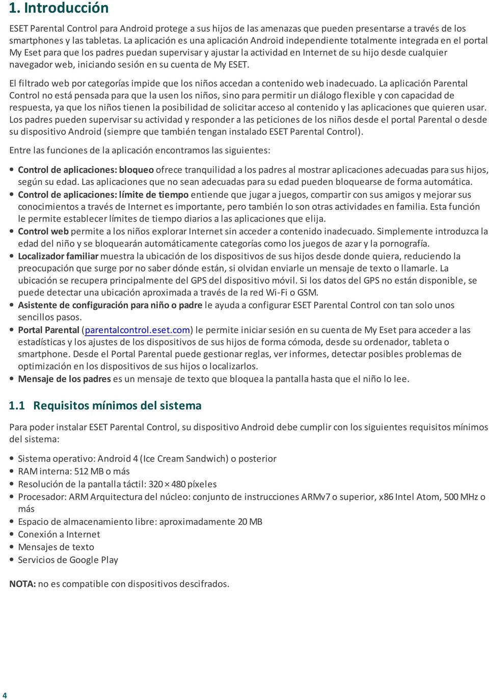 Eset parental control pdf for Arquitectura x86 pdf
