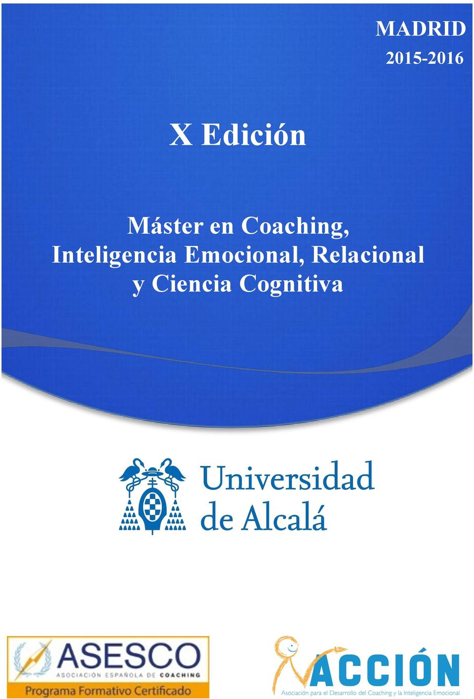 Coaching, Inteligencia