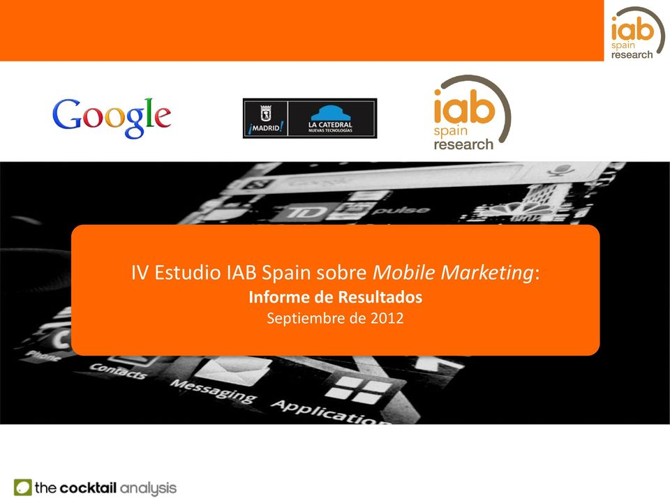 Marketing: Informe de