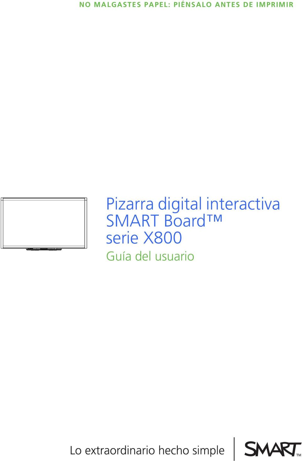digital interactiva SMART