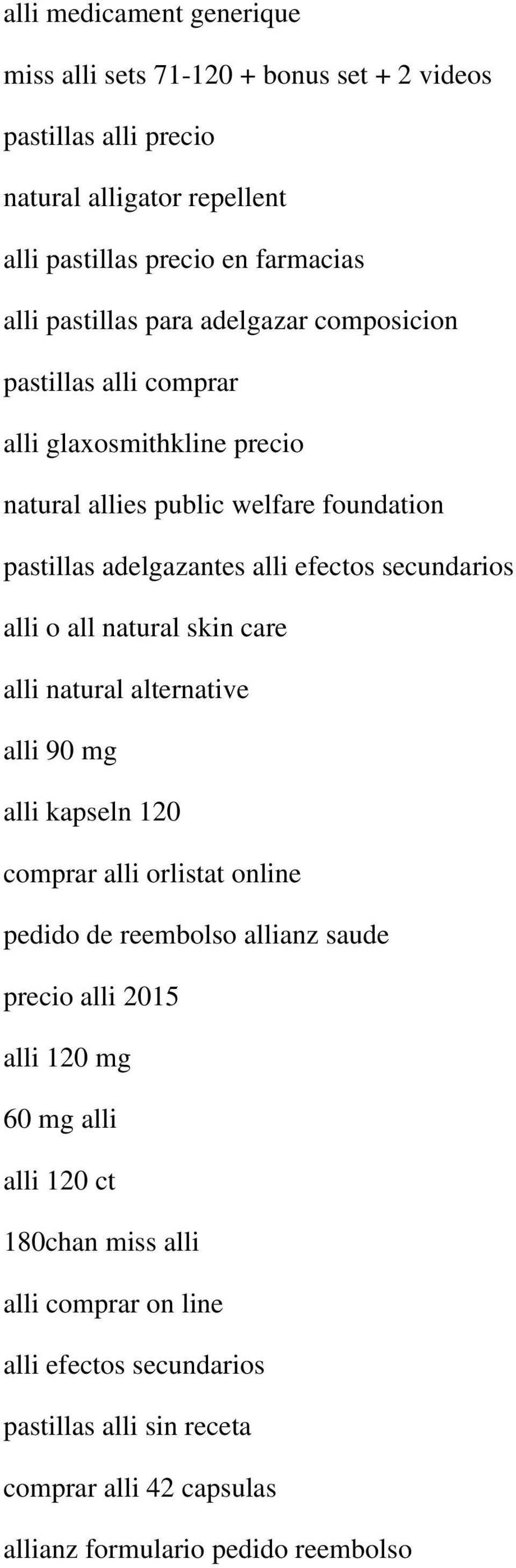 o all natural skin care alli natural alternative alli 90 mg alli kapseln 120 comprar alli orlistat online pedido de reembolso allianz saude precio alli 2015 alli 120 mg 60