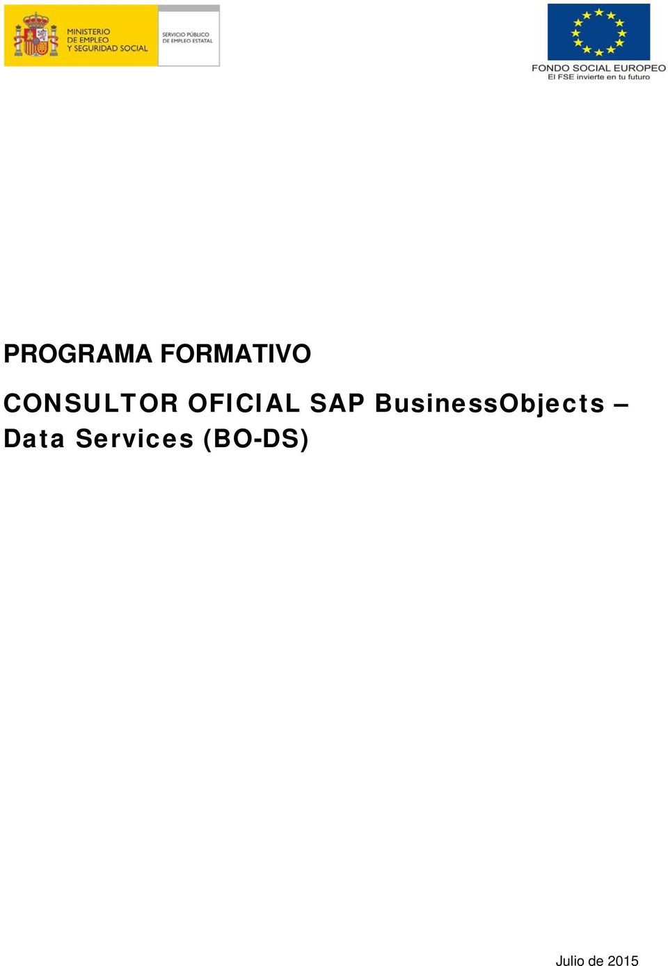 BusinessObjects Data