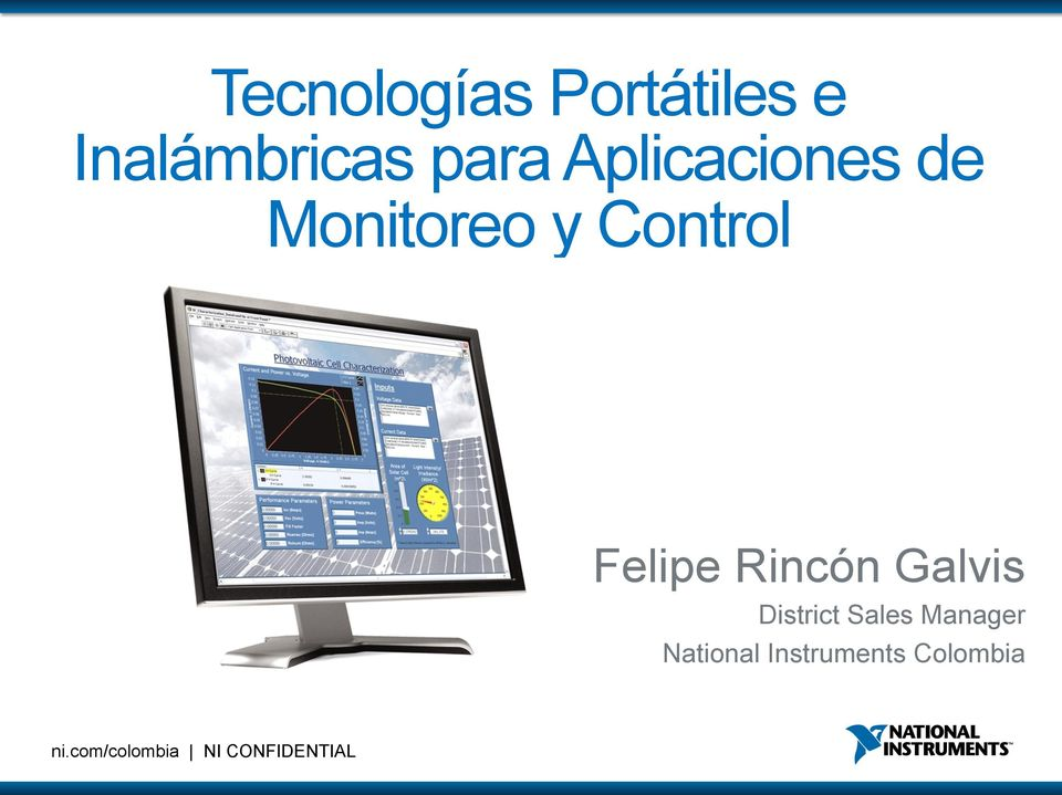 Control Felipe Rincón Galvis District