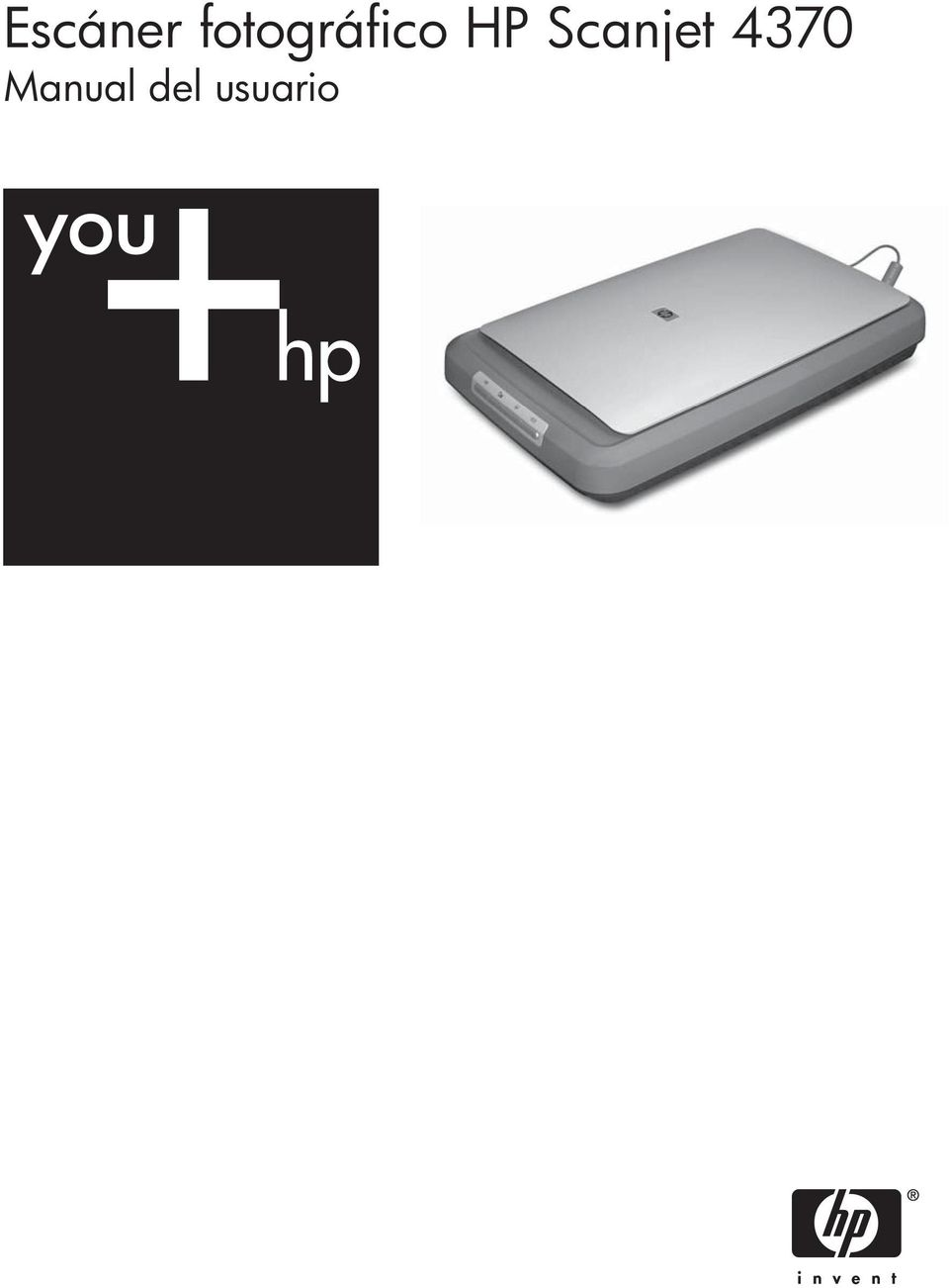 HP Scanjet