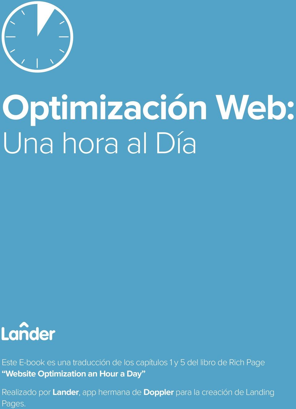 Page Website Optimization an Hour a Day Realizado por