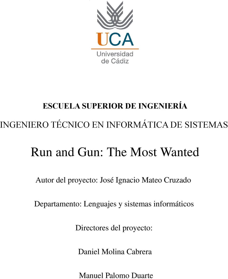 Run and Gun : The Most Wanted - PDF