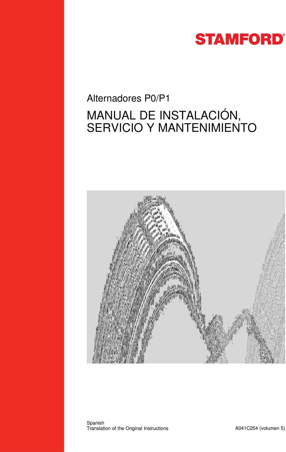 MANTENIMIENTO Spanish Translation